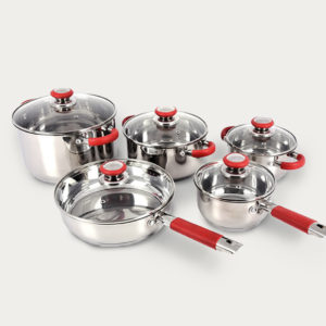 In-store Cookware